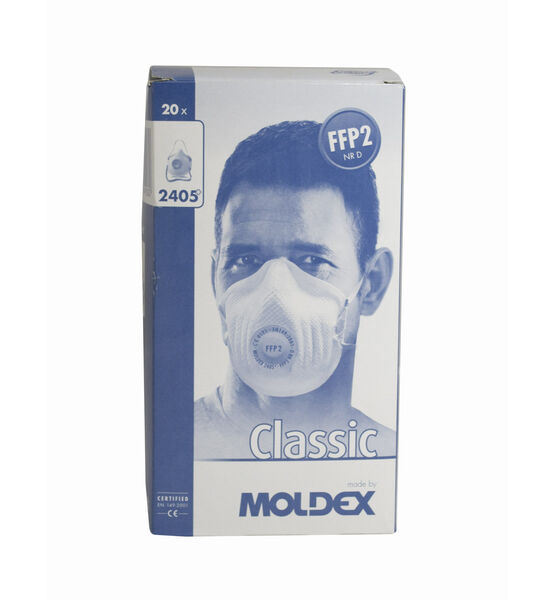 Moldex 2405 Classic face mask Pack of 20