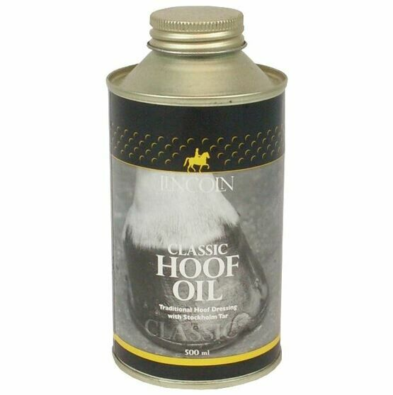 Lincoln Classic Hoof Oil - 500ml